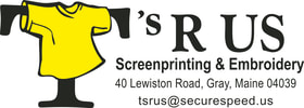 T's R Us Screen Printing And Embroidery